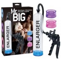 Помпа для пеніса Mr.Big You2Toys