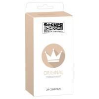 Презервативи Secura kondome ОРИГІНАЛ 24 шт