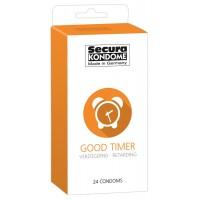 Презервативи Secura kondome GOOD TIMER 24 шт