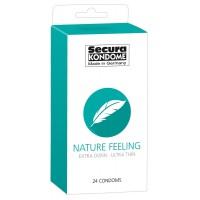 Презервативи Secura kondome NATURE FEELING 24 шт