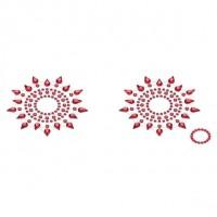 Пестіс з кристалів Petits Joujoux Gloria set of 2 - Red