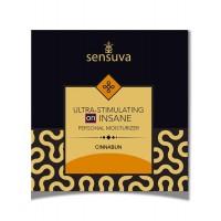 Пробник лубриканта на комбінованій основі Sensuva - Ultra-Stimulating On Insane Cinnabun (6 мл)