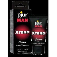 Крем для пеніса стимулюючий pjur MAN Xtend Cream 50 ml