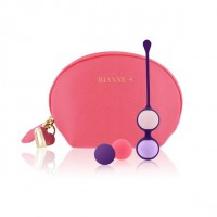 Набір вагінальних кульок Rianne S: Pussy Playballs Coral