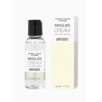 Лубрикант на силіконовій основі MixGliss DREAM - CAMELIA BLANC (50 мл) з ароматом білої камелії