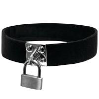 Чокер з замочкомSex And Mischief - Lock &  Key Collar