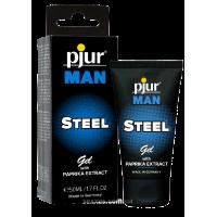 Гель для пеніса стимулюючий pjur MAN Steel Gel 50 ml
