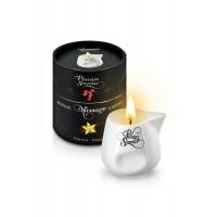 Масажна свічка Plaisirs Secrets Vanilla (80 мл)
