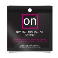 Пробник збудливого масла Sensuva - ON Arousal Oil for Her Original (0,3 мл)