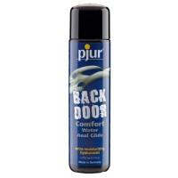 Анальне мастило pjur backdoor Comfort water glide 100 мл на водній основі з гиалурона