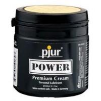 Густе змащення для фістінга і анального сексу pjur POWER Premium Cream 150мл на гібридній основі
