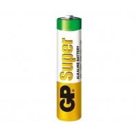 Батарейка мініпальчикова GP Super alkaline AAA