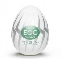 Мастурбатор яйце Tenga Egg Thunder (Блискавка)