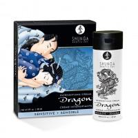 Стимулюючий крем для пар Shunga SHUNGA Dragon Cream SENSITIVE (60 мл)
