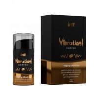 Рідкий вібратор Intt Vibration Coffee (15 мл)