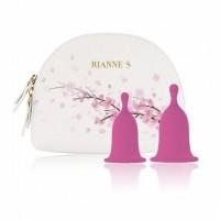Менструальні чаші RIANNE s Femcare-Cherry Cup
