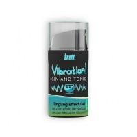 Рідкий вібратор Intt Vibration Gin Tonic (15 мл)