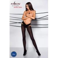 Еротичні колготки TIOPEN 005 nero 1/2 (60 den) - Passion