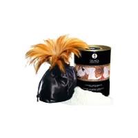 Смачна пудра для оральних ласк Shunga Sweet Snow Body Powder - Blazing cherry (228 грам)