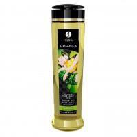 Органічне масажне масло Shunga ORGANICA - Exotic green tea (240 мл)