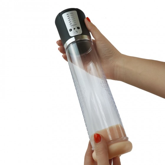 Автоматична вакуумна помпа на акумуляторі Man Powerup