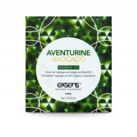 Пробник масажного масла EXSENS Anti-Stress Aventurine Avocado 3мл