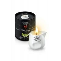 Масажна свічка Plaisirs Secrets White Tea (80 мл)