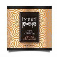 Пробник смакового гелю для оральних ласк Sensuva - Handipop Orange Creamsicle (6 мл)