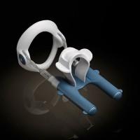 Екстендер для збільшення члена Male Edge Basic, ремешковий, вага всього 65гр, міцний пластик
