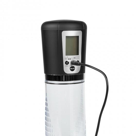 Автоматична вакуумна помпа на акумуляторі, LED-табло Man Powerup