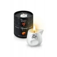 Масажна свічка Plaisirs Secrets Peach (80 мл)