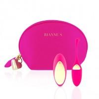 Віброяйце Rianne S: Pulsy Playball Deep Pink