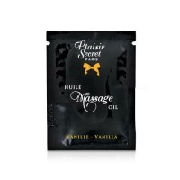 Пробник масажного масла Plaisirs Secrets Vanilla (3 мл)