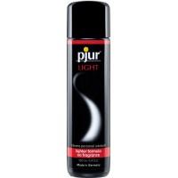 Силіконова змазка pjur Light 100 мл сама рідка, 2-в-1 для сексу і масажу