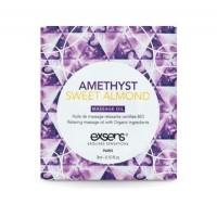 Пробник масажного масла EXSENS Amethyst Sweet Almond 3мл