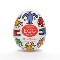 Мастурбатор яйце Tenga Keith Haring EGG Dance