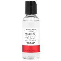 Лубрикант на силіконовій основі MixGliss FATAL - VALVET ROSE (50 мл)