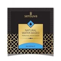 Пробник лубриканта на водній основі Sensuva - Natural Water-Based (6 мл)