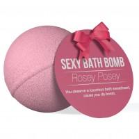 Супер-бомбочка для ванни Dona Bath Bomb - Rosey Posey (128 гр)