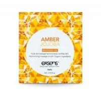 Пробник масажного масла EXSENS Amber Jojoba 3мл