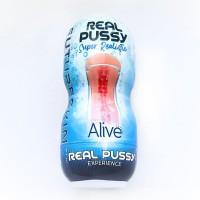Мастурбатор вагіна Alive Super Realistic Vagina