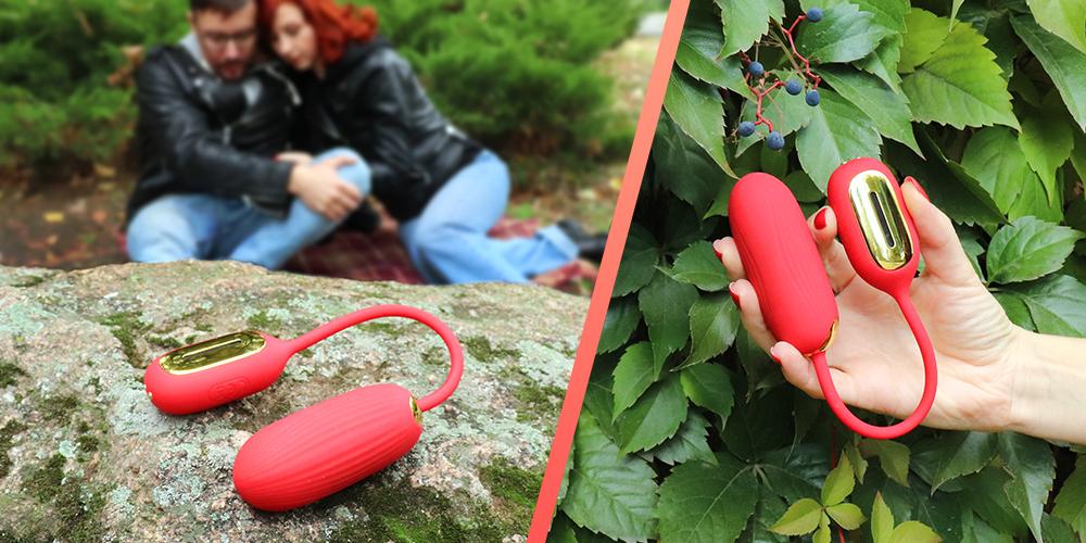 4 самих незвичайних секс-іграшки від Svakom